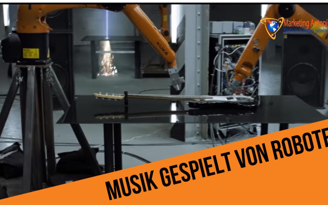 Automatisierte Musik!?!