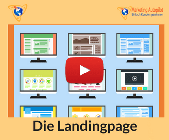 Landingpage Checkliste Online Marketing