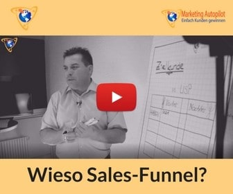Sales Funnel für Online Marketing