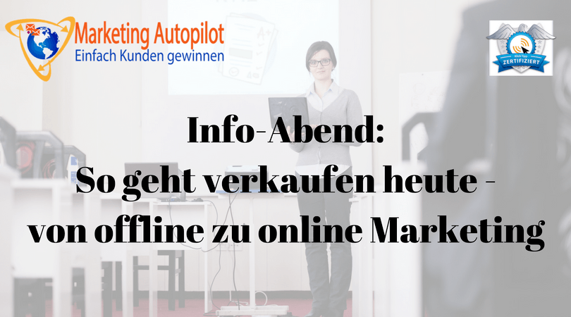 Infoabend Aarau - Marketing Autopilot
