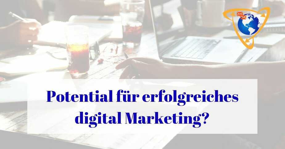 Nutzen von digitalem Marketing
