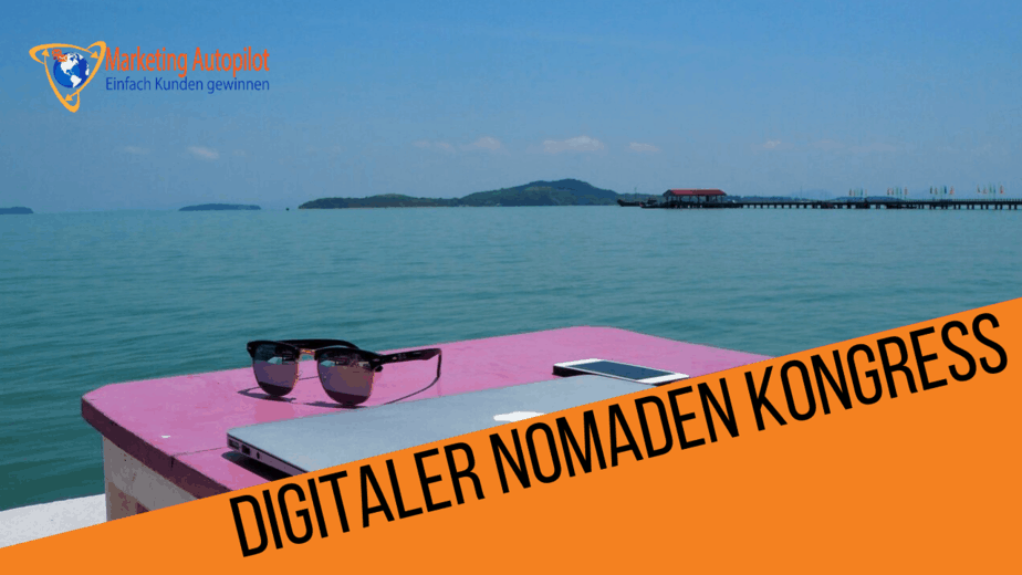 Lerne als digitale Nomaden zu leben