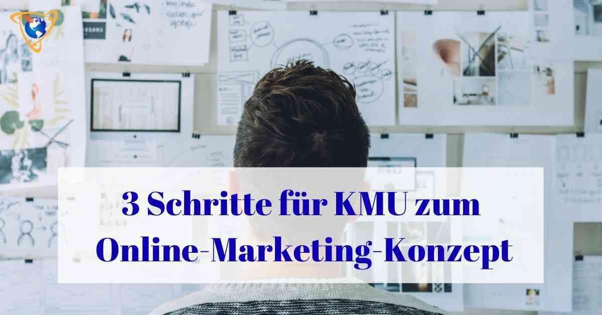 Das Online Marketing Konzept für KMU