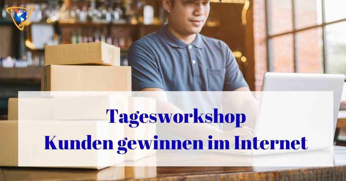 Tagesworkshop Einfach digital verkaufen