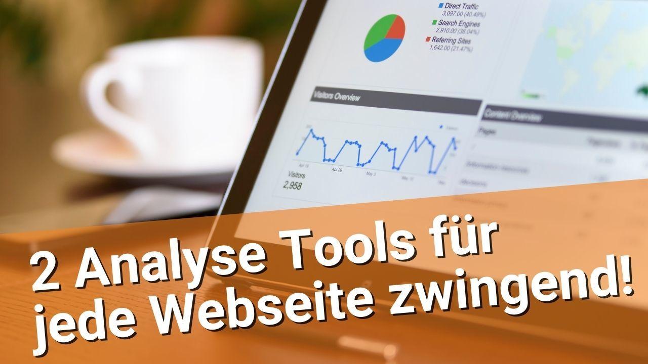 Google Analyse mit Google Analytics und Google Search Console