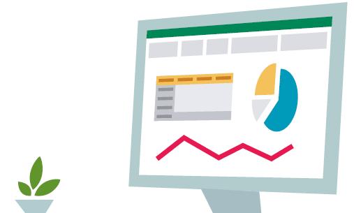 Berichte in Excel für Teams schwierig